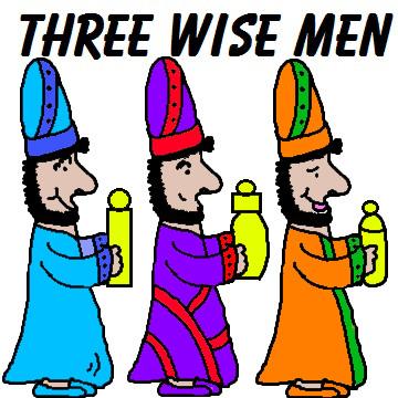 Wise man idea clipart jpg royalty free Christmas Clipart jpg royalty free
