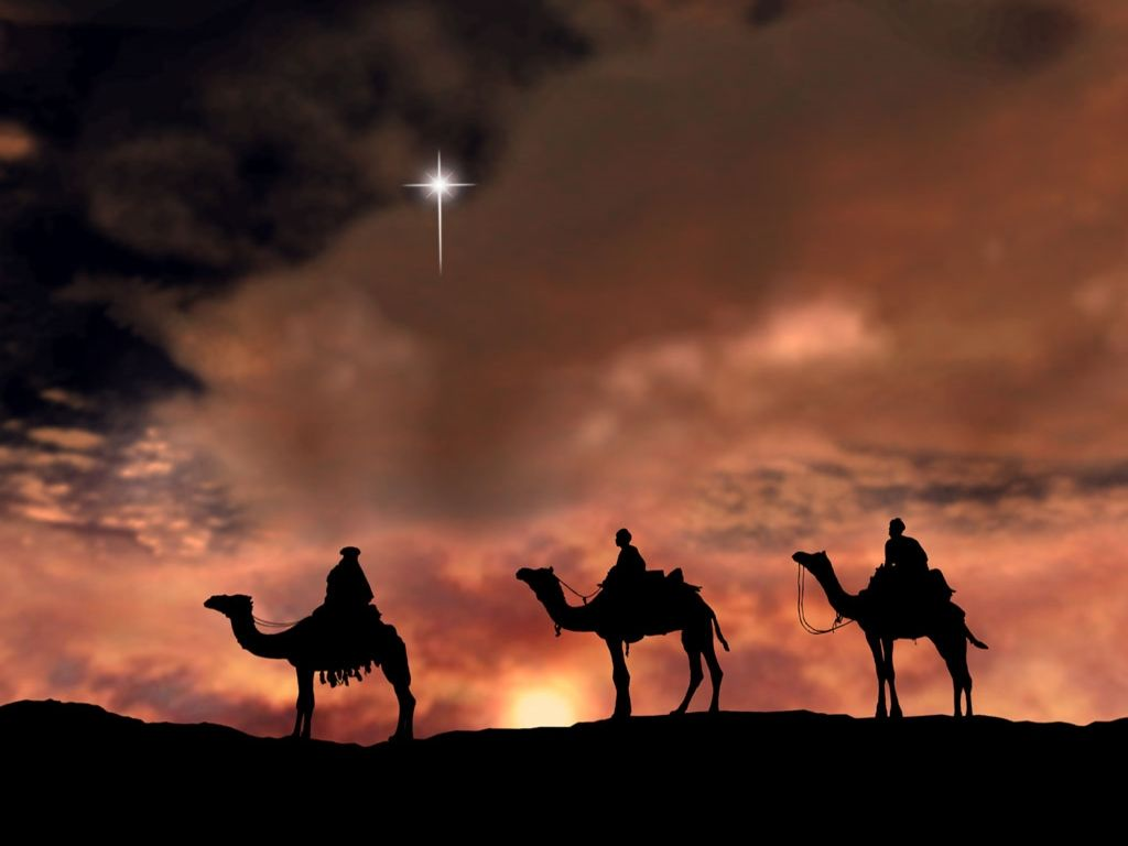 Wise men following star clipart public domain clip art library stock Magi+Wise+Men | The three wise men following the star HD ... clip art library stock