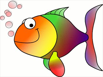 Wish for a fish clipart