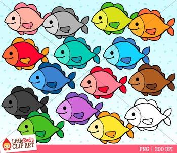 Wish for a fish clipart clip art Rainbow Fish Clipart clip art