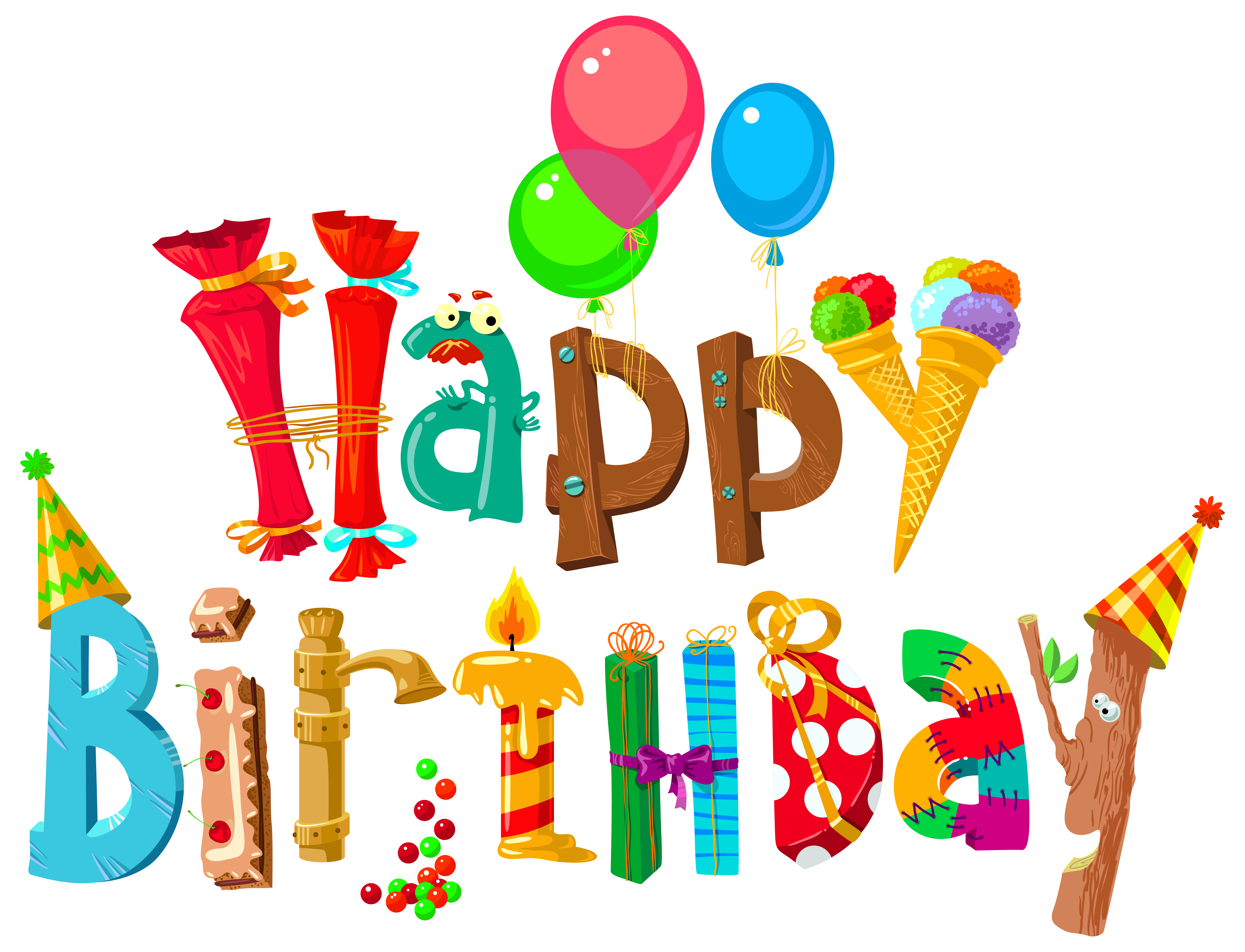 Wish icon clipart vector stock Download Free Cake Wish Birthday Happy Funny Free Clipart HD ... vector stock