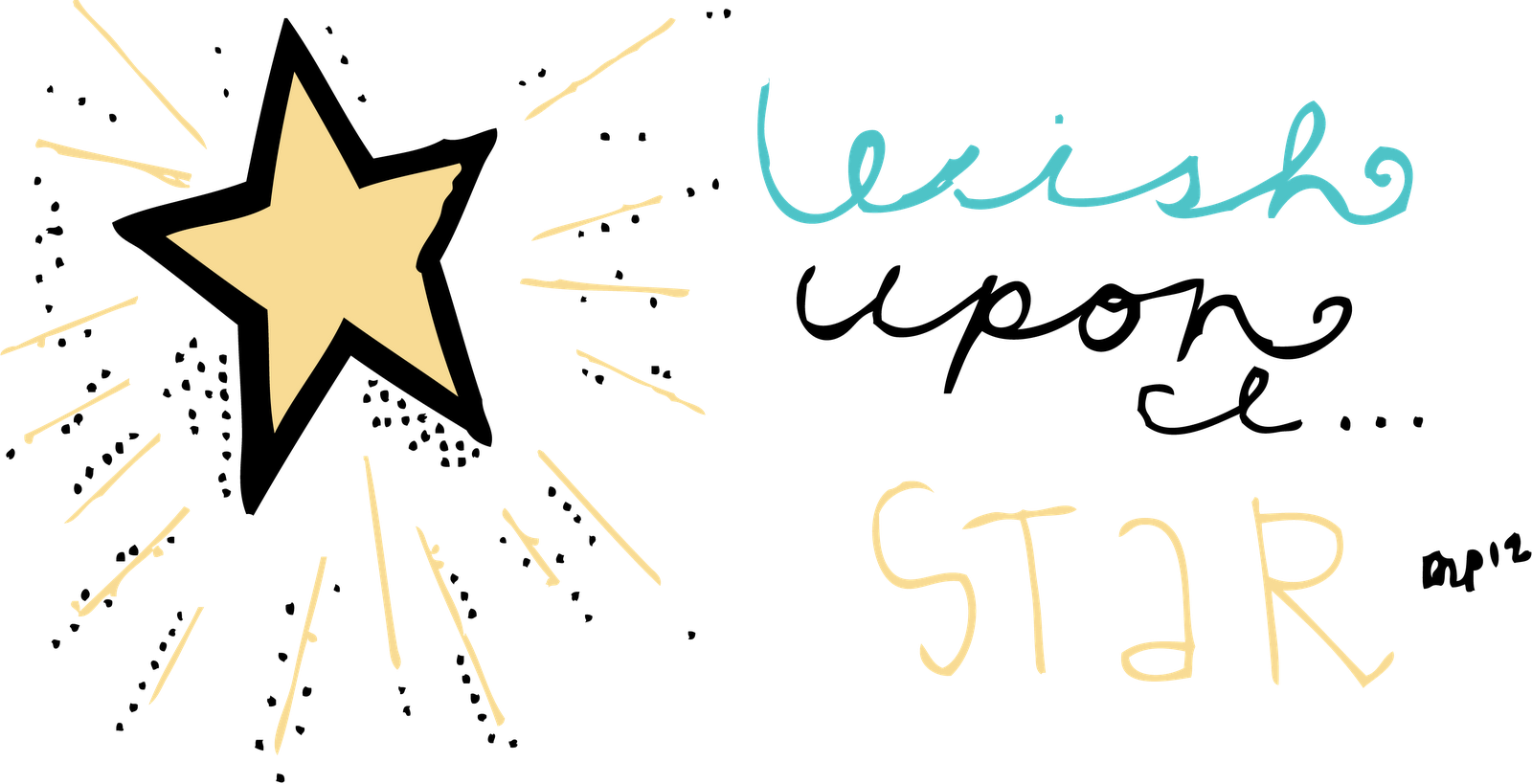 Wishing star clipart clip royalty free download Wish Upon A Star Clipart clip royalty free download