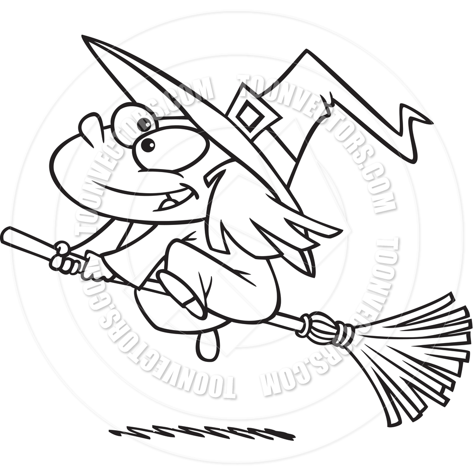Witch clipart black and white clip black and white download Witch Clipart Black And White | Clipart Panda - Free Clipart ... clip black and white download