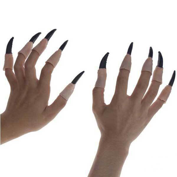 Witch fingernail clipart banner free download US $4.05 |Deerfield 10pcs Halloween Witch Ghost Fingers Black Nails Party  Accessory in Deerfield 10pcs Halloween Witch Ghost Fingers Black Nails  Party ... banner free download