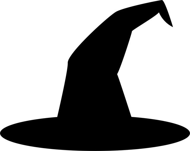 Witch hat clipart free png royalty free Halloween Witch Hat Clipart | Free download best Halloween ... png royalty free