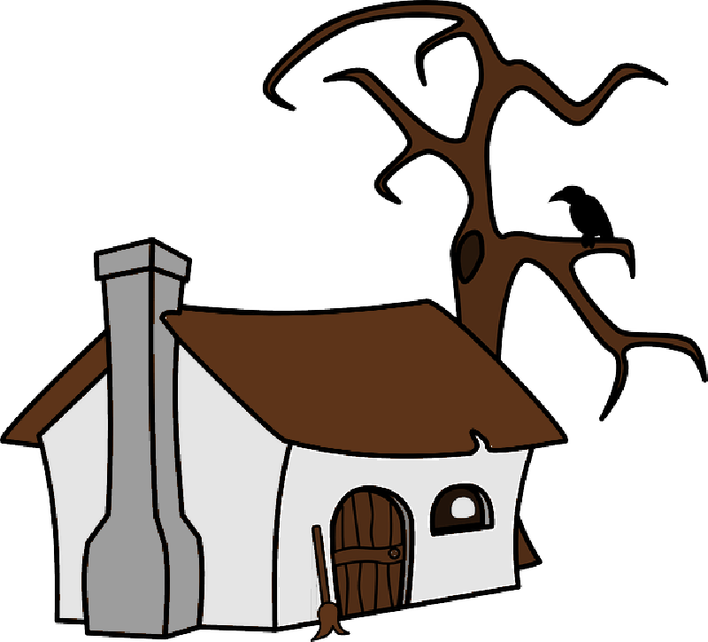 Witch house clipart banner library library Free pictures CARTOON - 6077 images found banner library library