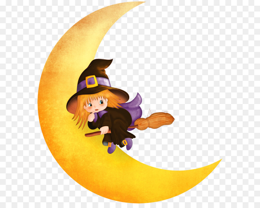 Witch in moon clipart picture library download Free Witch Moon Silhouette, Download Free Clip Art, Free ... picture library download