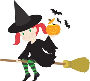 Witch on a broomstick clipart clipart freeuse stock Free Witch Broom Cliparts, Download Free Clip Art, Free Clip ... clipart freeuse stock