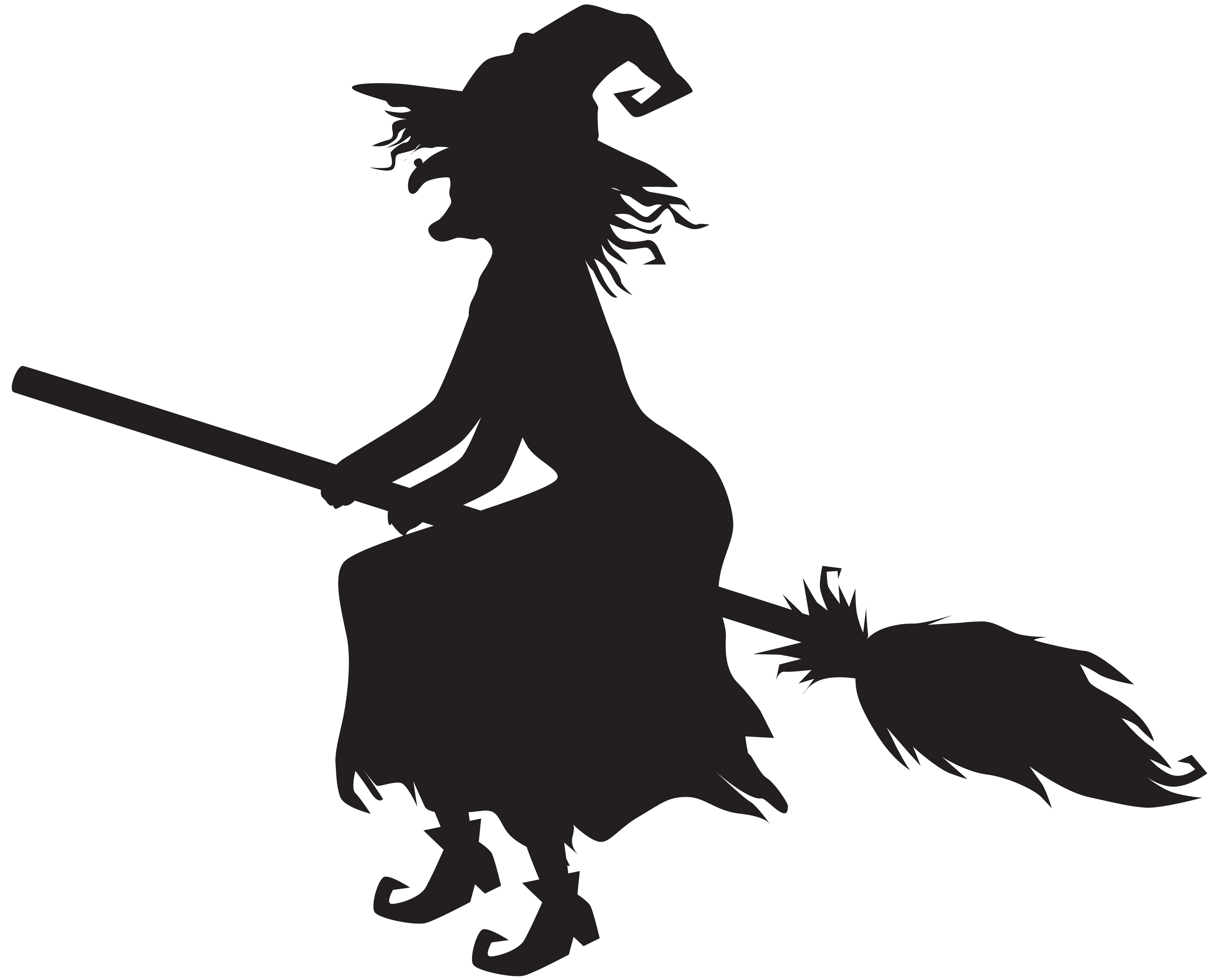 Witch on a broomstick clipart clip art transparent download Witch On Broom Clipart | Free download best Witch On Broom ... clip art transparent download