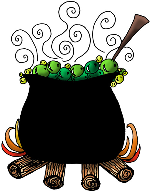 Witch shriek clipart image library Anticipating Halloween – Maryann Writes image library