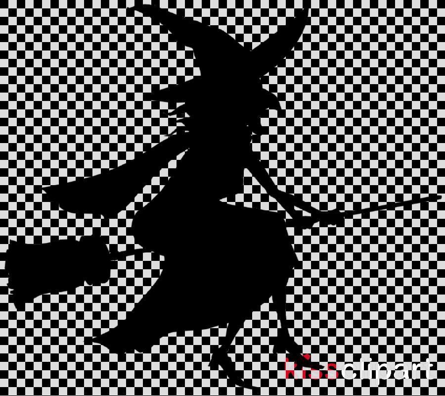 Witch silhouette images clipart clip art transparent Witch Cartoon clipart - Silhouette, Illustration ... clip art transparent