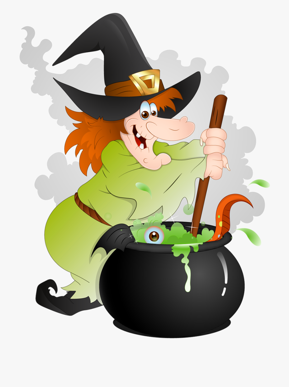 Witch with cauldron clipart png freeuse stock Witch Cauldron Clipart - Witch With Cauldron Clipart ... png freeuse stock