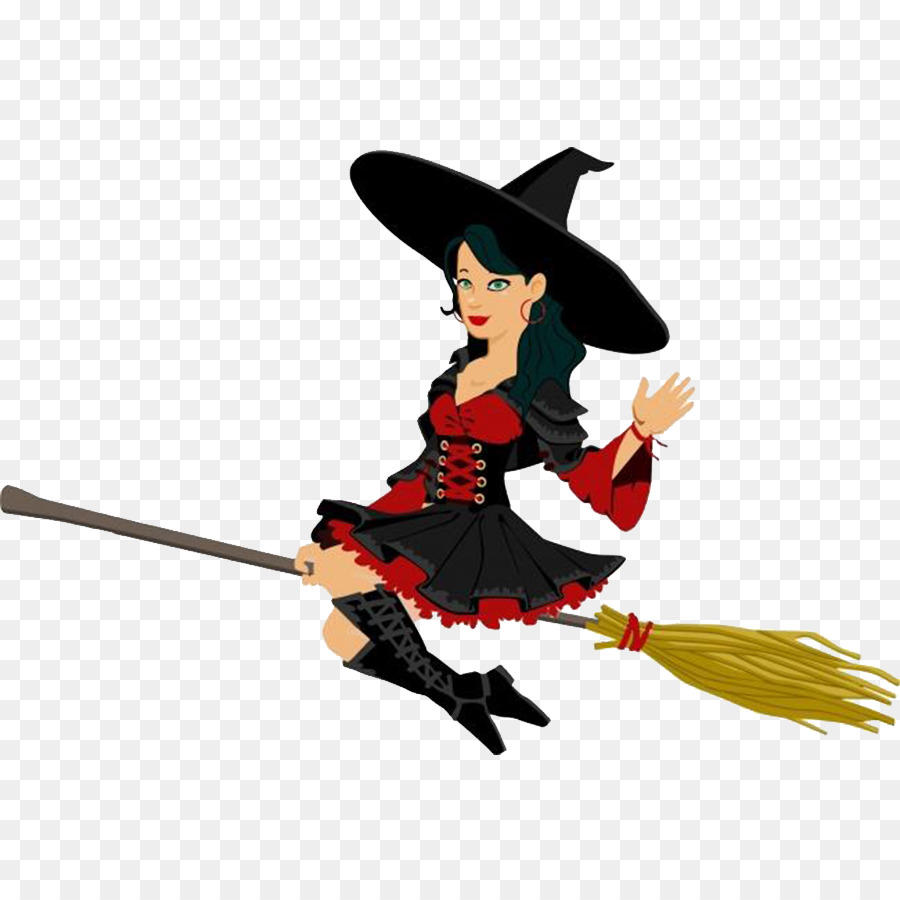 Witches broom and staff clipart graphic Broom Flying Witch Witchcraft The Wicked Witch of The West ... graphic
