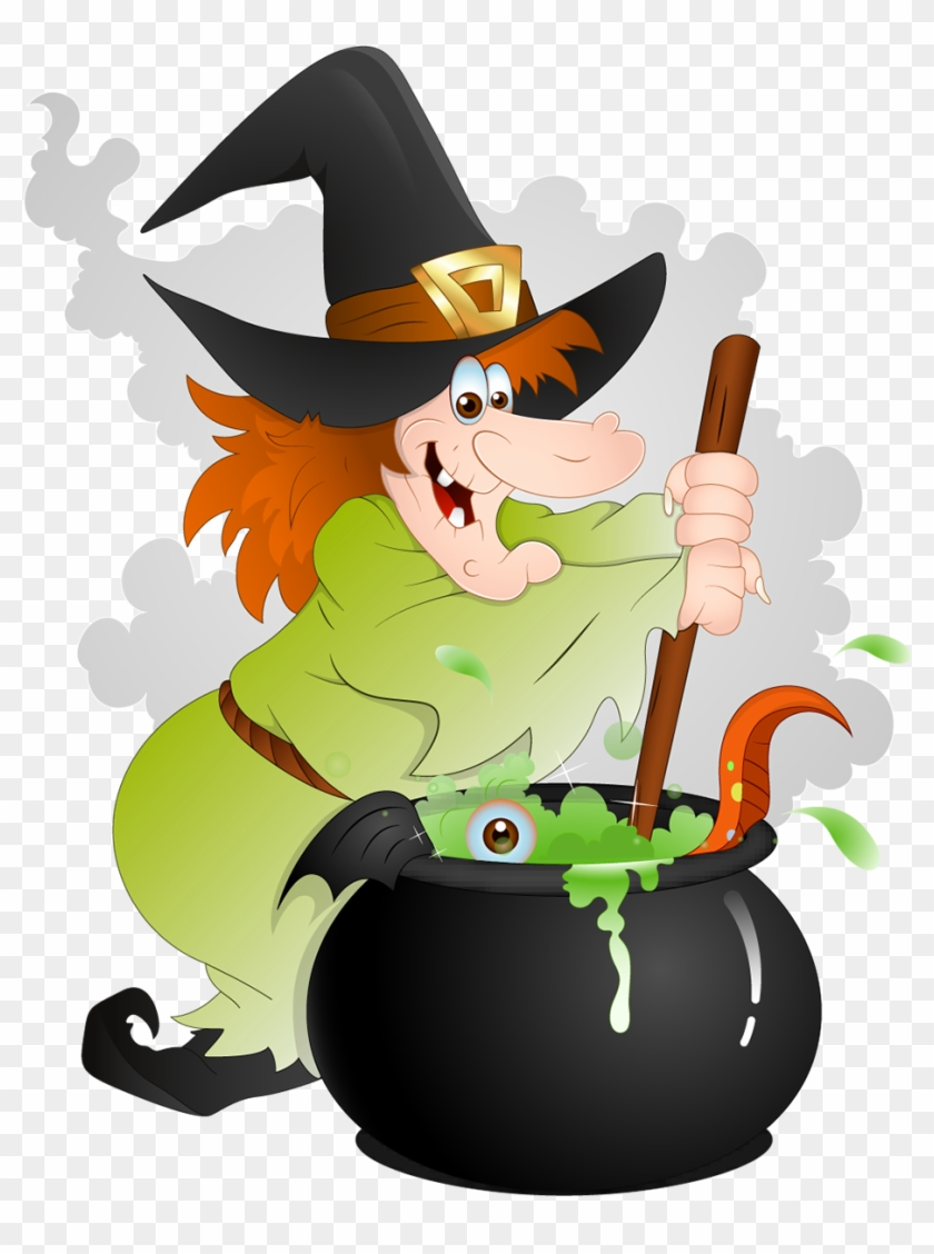 Witcj clipart graphic library stock Cute Witch Clipart 32 Cartoon - Witch Halloween Clip Art, HD ... graphic library stock