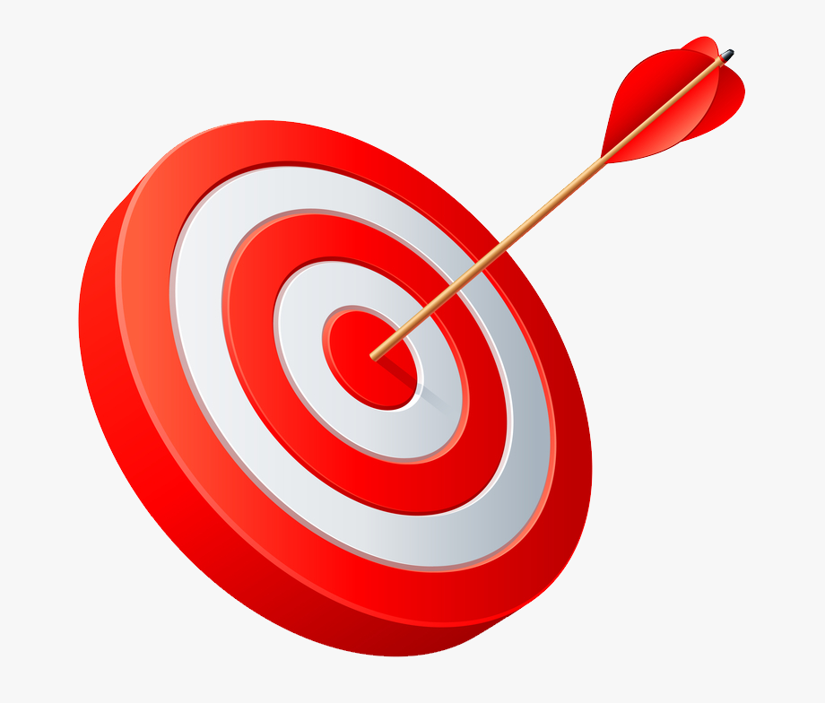 With clipart png image library download Red Arrow Aim Target Png Transparent Image Clipart - Bulls ... image library download