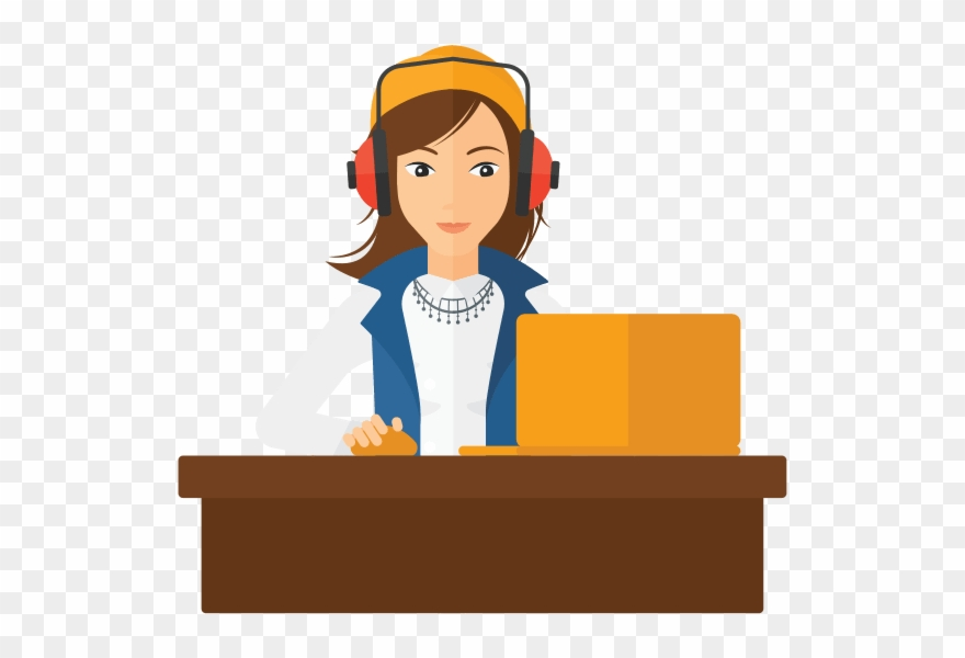 Without confidence clipart female clip black and white library Confident Woman Ordering Research Paper Online From ... clip black and white library