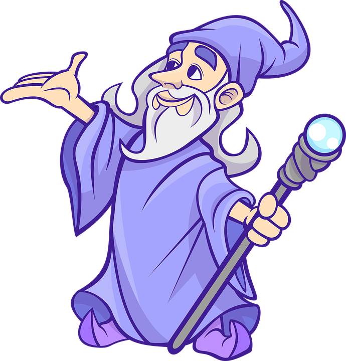 Wizard clipart free download picture download Magician Clip art - Wizard PNG Free Download png download ... picture download