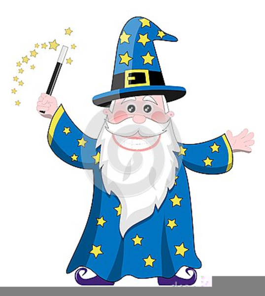 Wizard clipart images clip transparent library Free Clipart Of Wizards | Free Images at Clker.com - vector ... clip transparent library