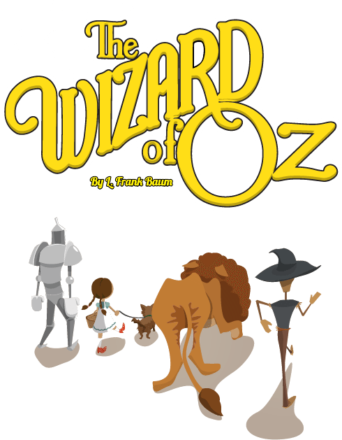 Wizard of oz clipart apple tree jpg black and white stock Wizard Of Oz Clipart logo - Free Clipart on Dumielauxepices.net jpg black and white stock