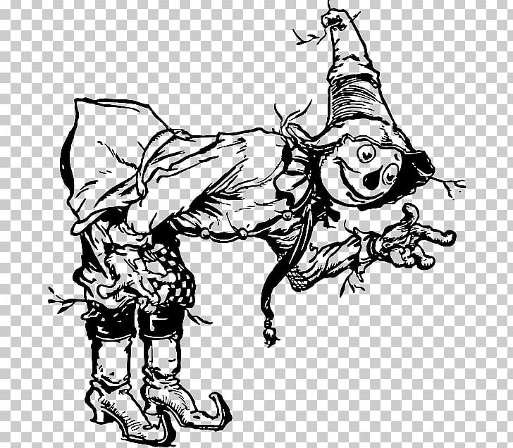 Wizard of oz clipart black and white banner royalty free download The Scarecrow Of Oz The Wonderful Wizard Of Oz The Wizard Of ... banner royalty free download