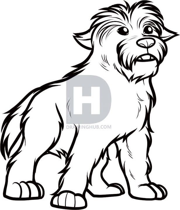 Wizard of oz dorothy dog toto clipart black and white Collection of Toto clipart | Free download best Toto clipart ... black and white