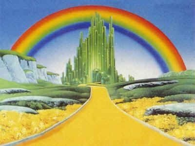 Wizard of oz rainbow clipart png royalty free clipart emerald city | clip art | Wizard of oz pictures ... png royalty free
