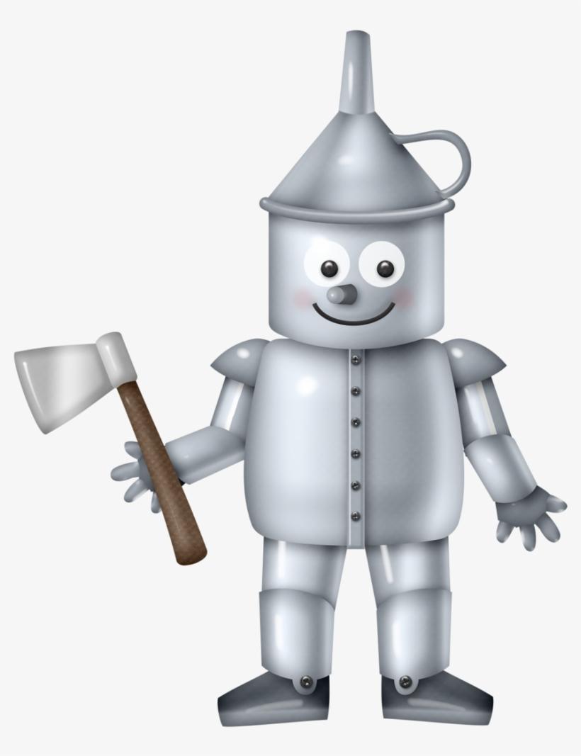 Wizard of oz tinman clipart png transparent Mágico De Oz Tin Man, Clipart Images, Copic, Creature - Tin ... png transparent