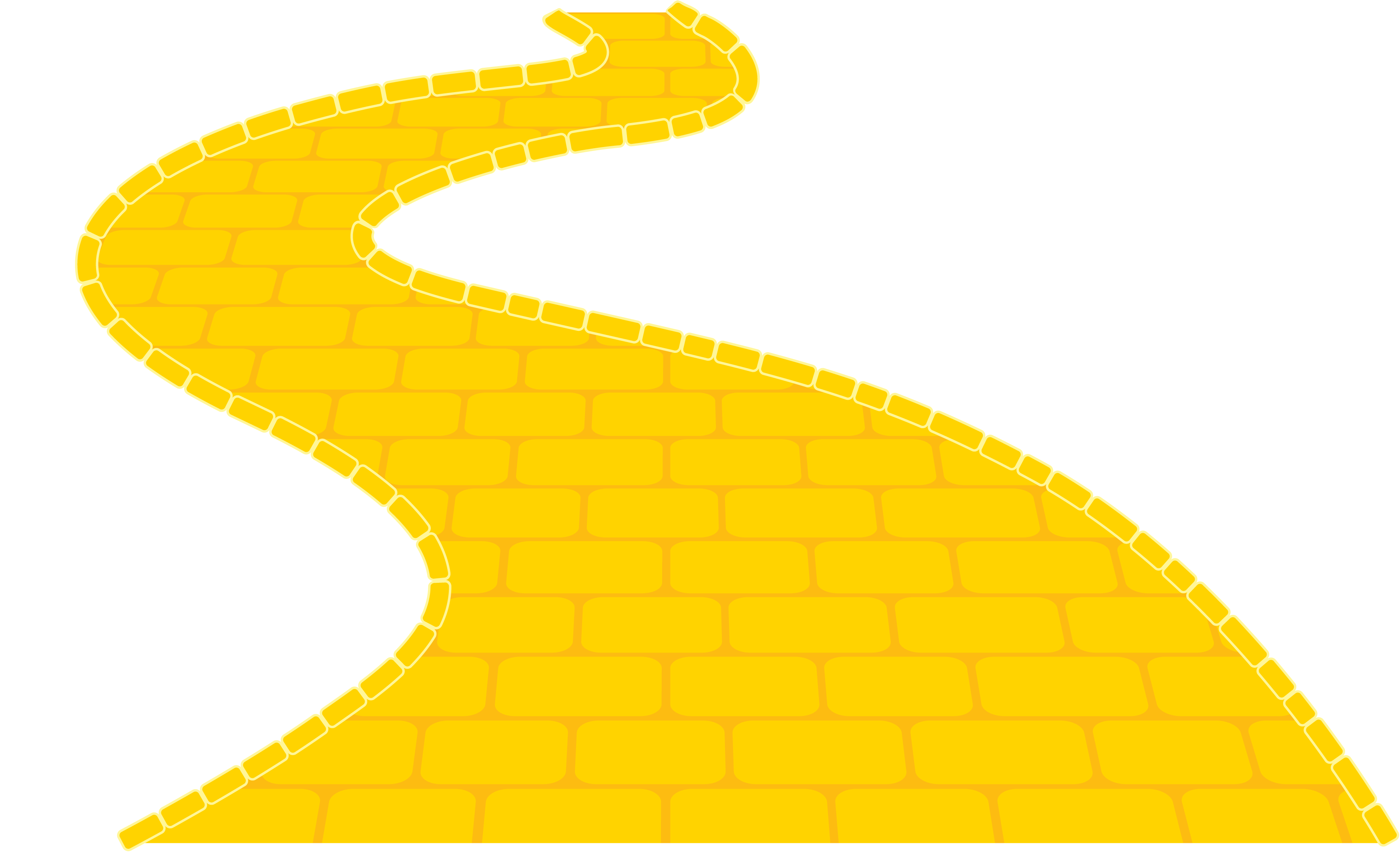 Wizard of oz yellow brick road clipart picture transparent stock The Wizard Yellow brick road Clip art - wizard of oz png ... picture transparent stock