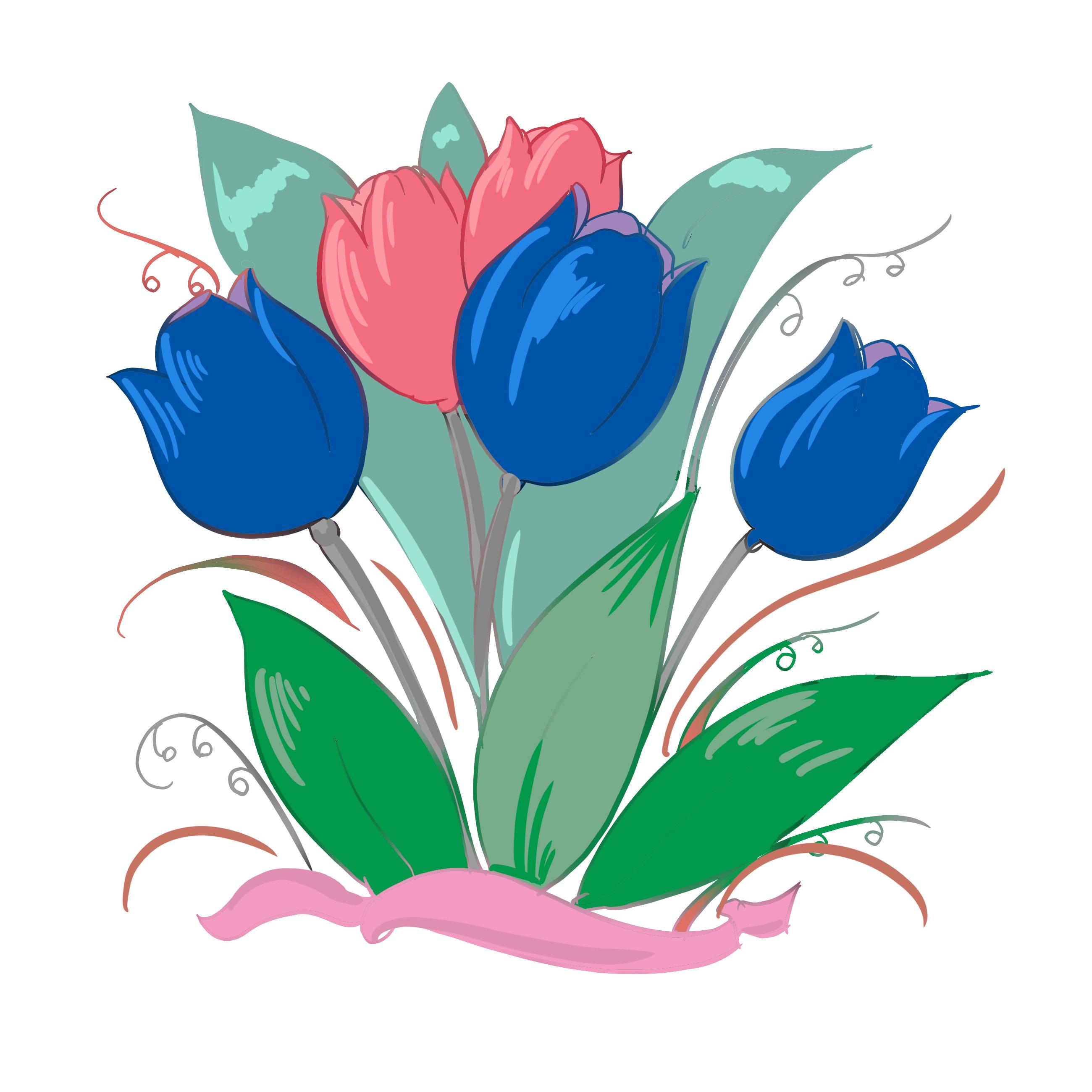 Wo finde ich cliparts kostenlos graphic royalty free stock Blumen Bilder, Cliparts, Cartoons, Grafiken, Illustrationen, Gifs ... graphic royalty free stock
