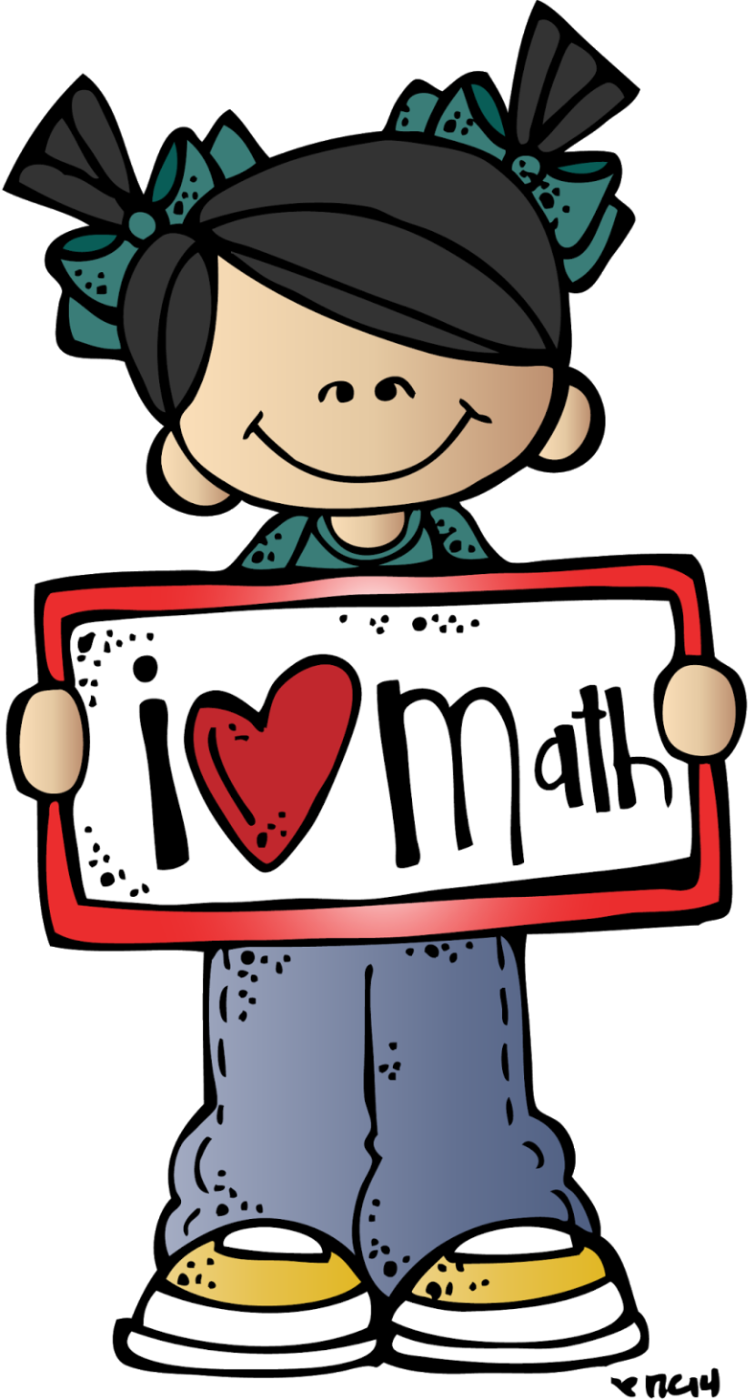 Cute math book clipart images. I love pencils desgine