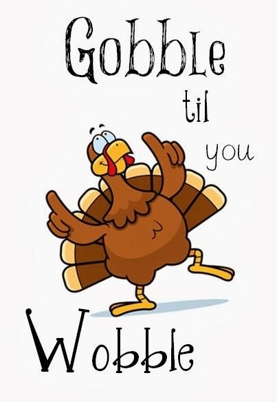 Wobble clipart image free Gobble til you wobble clipart » Clipart Portal image free