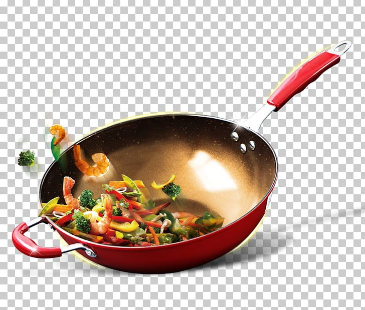 Wok cooking clipart vector black and white stock Wok Dish Tableware Recipe Frying Pan PNG, Clipart, Chef Cook ... vector black and white stock