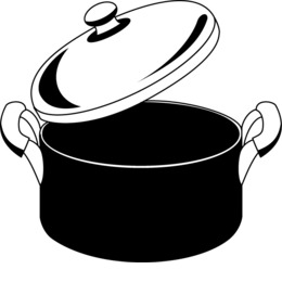 Wok cooking clipart clip art black and white stock Wok Cooking clipart - 4 Wok Cooking clip art clip art black and white stock