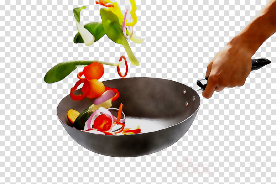 Wok cooking clipart picture free Food Background clipart - Food, transparent clip art picture free