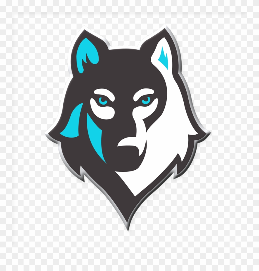 Wolf mascot clipart picture library library Download Wolf Mascot Logo Png Clipart Logo Clip Art - Wolf ... picture library library