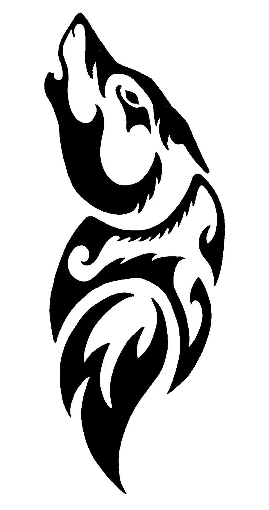 Wolf clipart tattoo banner royalty free library Free Black And White Tattoo Photos, Download Free Clip Art ... banner royalty free library