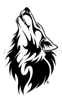 Wolf clipart tattoo clip art free download Wolf Tattoos : Page 94 | Wolves | Tribal wolf tattoo, Wolf ... clip art free download