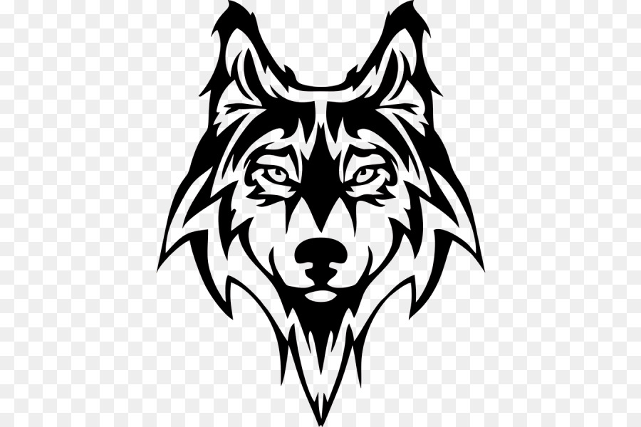 Wolf clipart tattoo picture transparent download Wolf Logo clipart - Wolf, Illustration, Tattoo, transparent ... picture transparent download