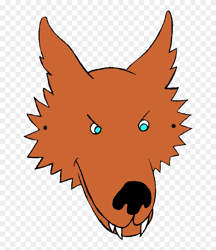 Wolves face clipart banner freeuse stock Wolf Clipart Wolf Mask - Big Bad Wolf Face Mask Template, HD ... banner freeuse stock