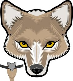 Wolf face mask clipart banner free download 18 Best Wolf cake images in 2017 | Cupcake cakes, Amazing ... banner free download