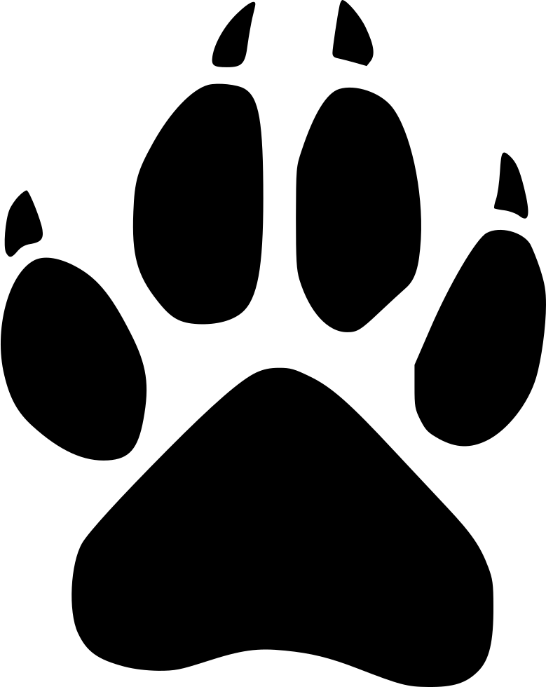 Wolf footprints clipart picture freeuse library Footprints clipart wolf, Footprints wolf Transparent FREE ... picture freeuse library