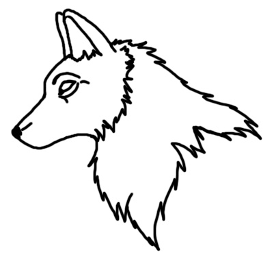 Wolf head outline clipart clip art black and white library wolf outline Wolf head outline free download clip art on jpg ... clip art black and white library