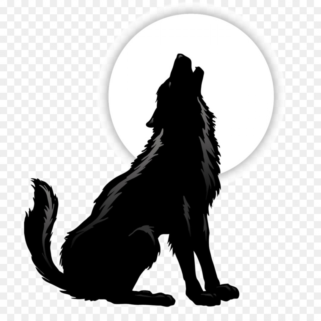 Wolf howling clipart freeuse stock Vector Wolf Howling Clipart Coyote Clip Art Kaocak | CQRecords freeuse stock