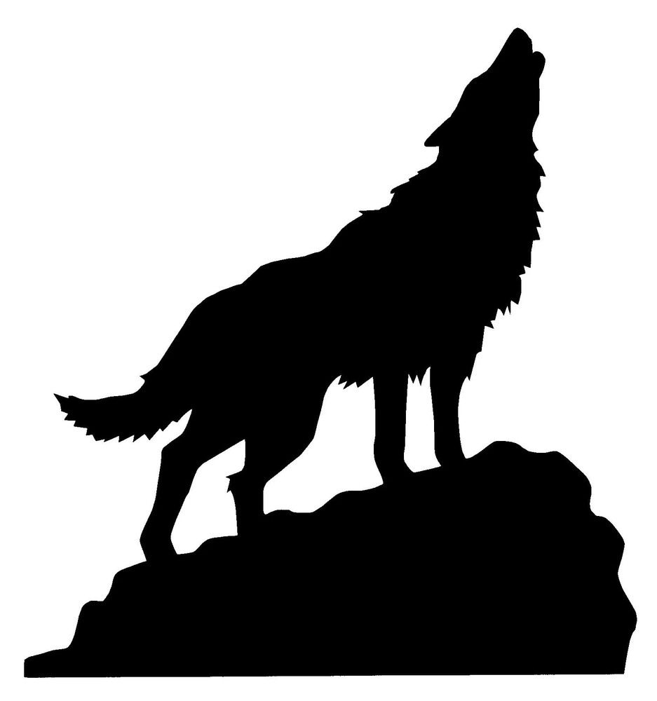 Wolf howling clipart jpg stock Pin by Danielle Peterson on Tattoos | Wolf clipart, Wolf ... jpg stock