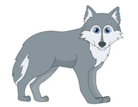 Wolf images clipart banner transparent library Free Wolf Cliparts, Download Free Clip Art, Free Clip Art on ... banner transparent library