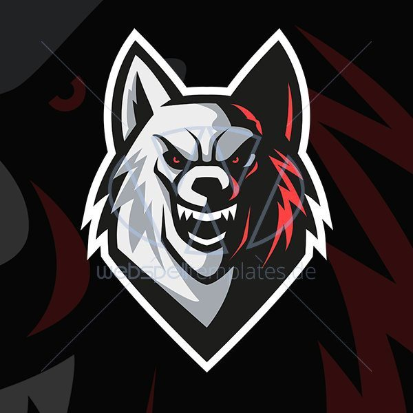 Wolf mascot clipart clip freeuse Wolf 2.0 clip freeuse