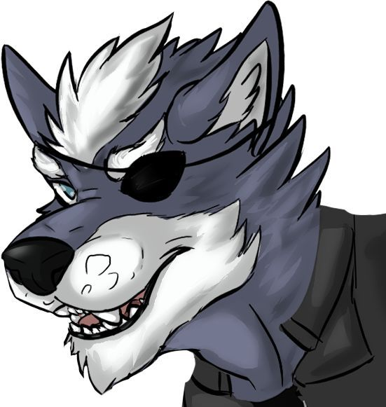 Wolf odonnell clipart banner freeuse Wolf O\'Donnell | Furry Amino banner freeuse