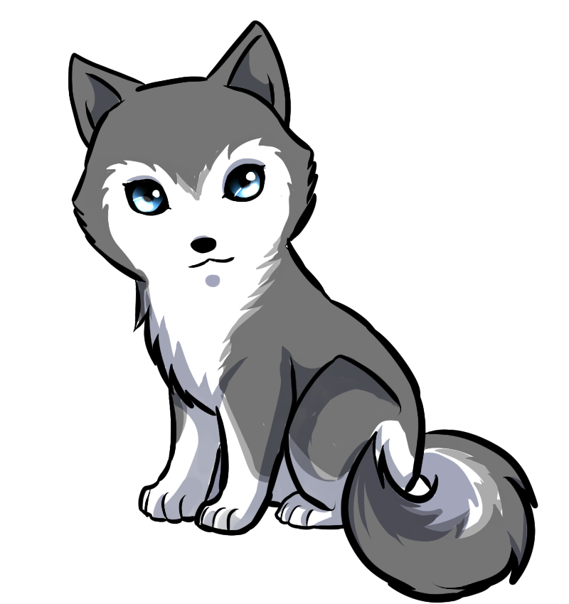 Wolf puppy clipart clip transparent stock Husky clipart wolf pup, Husky wolf pup Transparent FREE for ... clip transparent stock