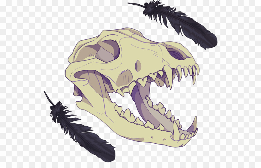 Wolf skull clipart png picture free library Transparent Wolf Skull PNG Wolf Skull Clipart download - 600 ... picture free library