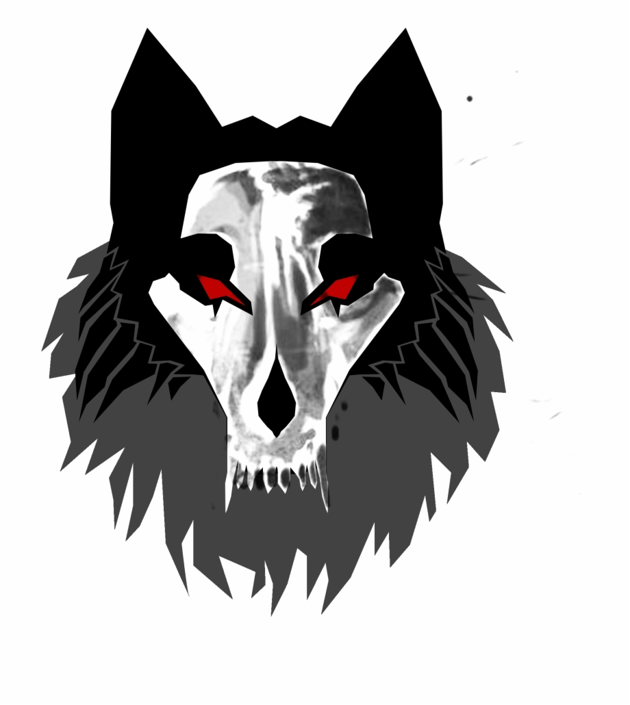 Wolf skull clipart png svg transparent First Wolf With Wolf Skull Masked Wolf Skull - Clip Art Library svg transparent